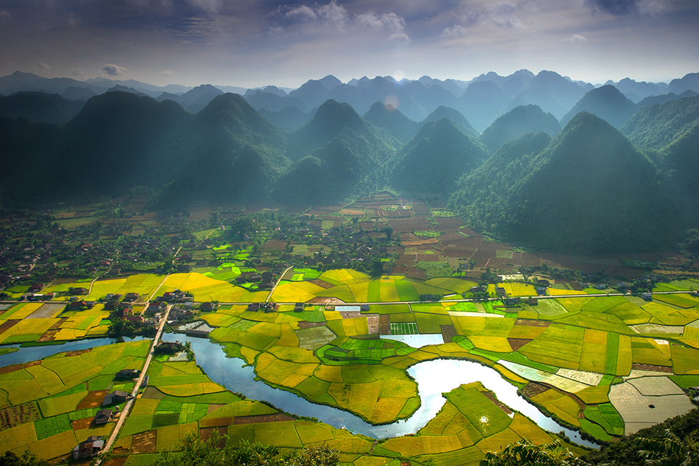 Photograph Bacson valley by Hai Thinh on 500px