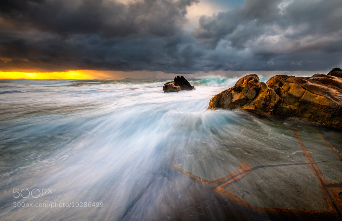 Photograph Rushing In by SKYDANCER ! on 500px
