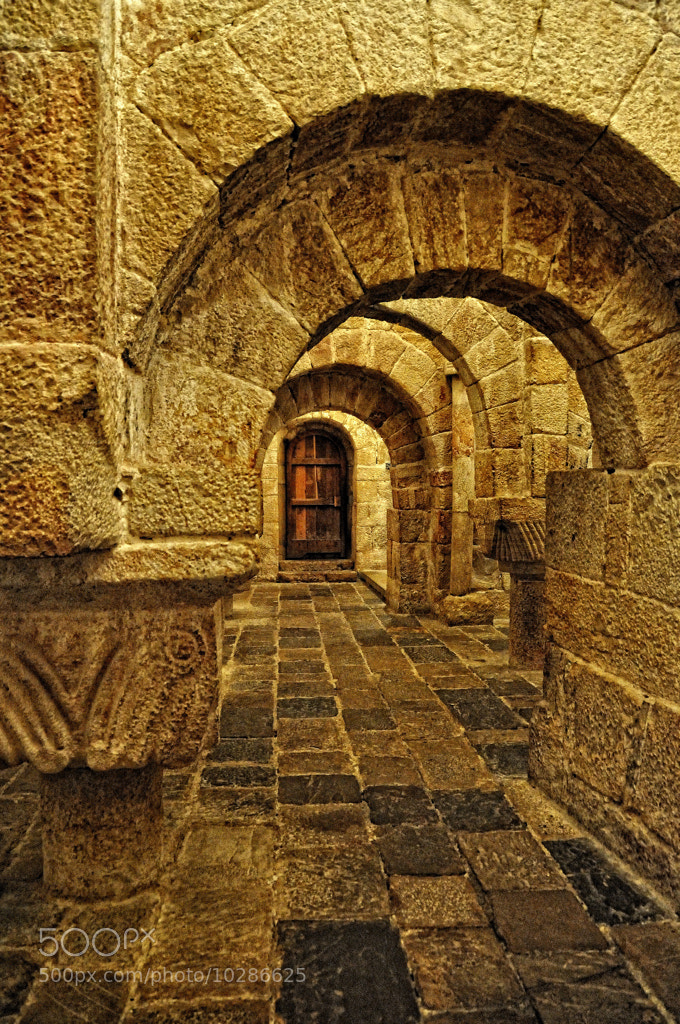 Photograph Monasterio de Leyre(Navarra) by Elvira Castellví Antonietti on 500px