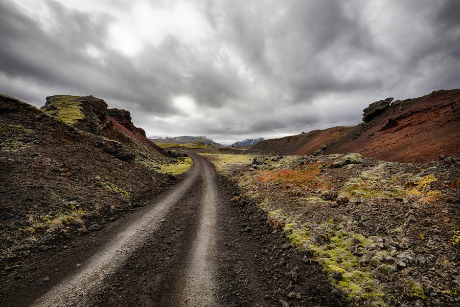 Gravel Road by Þorsteinn H Ingibergsson on 500px.com
