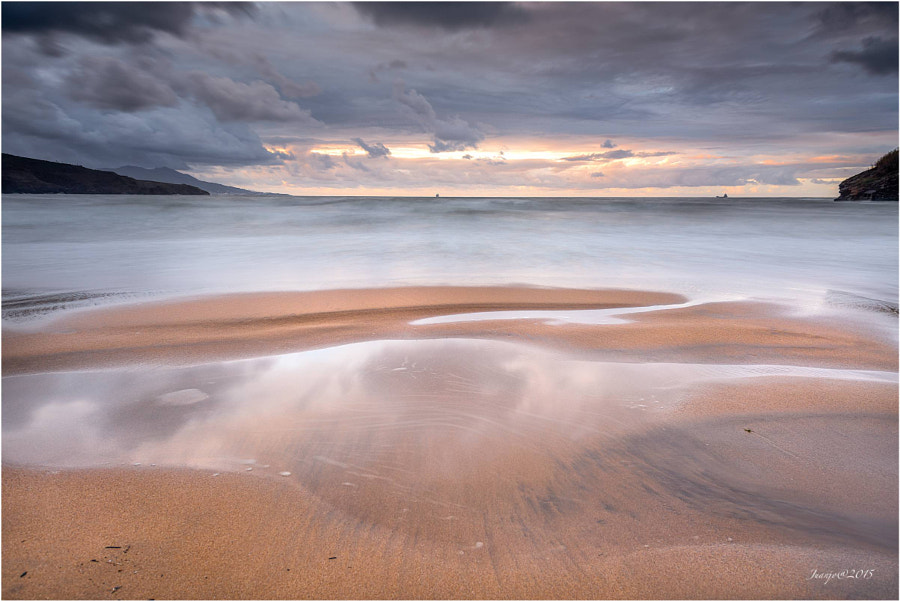 Sand and sea by Juanjo Basurto on 500px