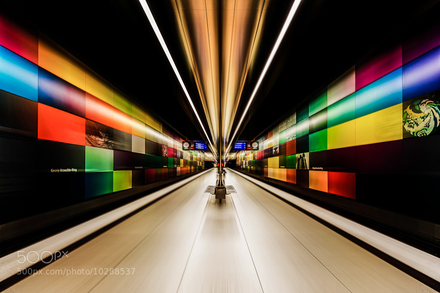 Photograph Colour Zone by Jared Lim on 500px