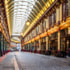 Leadenhall Market, City of London.