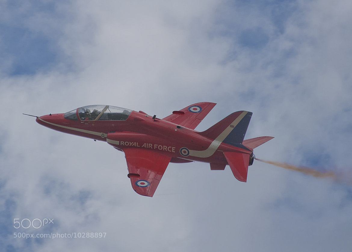 Photograph Red Arrow by Andy Robson on 500px