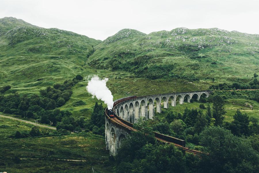 Hogwarts Express  by Daniel Casson on 500px.com