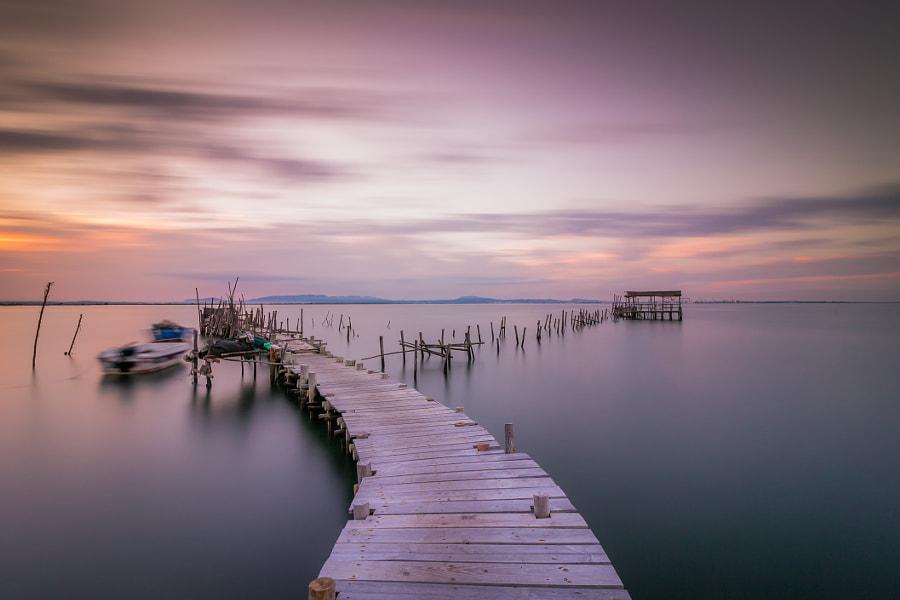 Mythical Harbour  by Ricardo Mateus on 500px.com