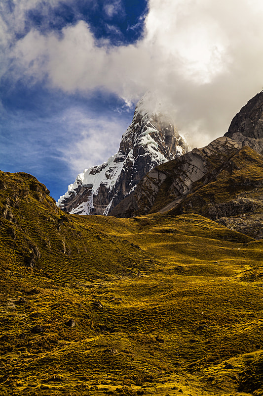 Photograph Cordillera Huayhuash 7 by Teo Teo on 500px