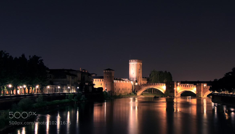 Photograph The Night in Verona by Musa KAYRAK on 500px