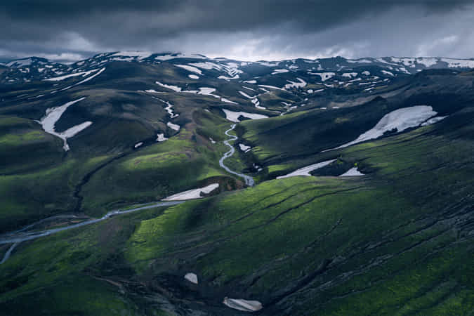 Icelandic Highlands by Christian Scheiffele
