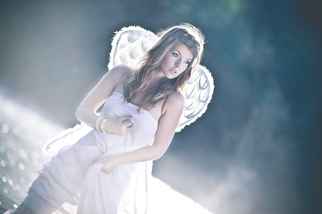 Photograph Angel... by Miss Photographie on 500px
