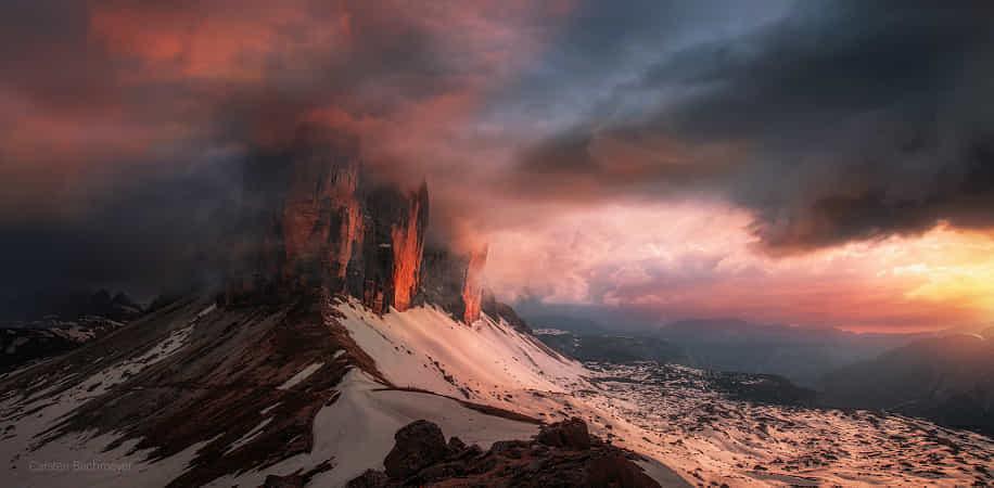 burning rocks by carsten bachmeyer