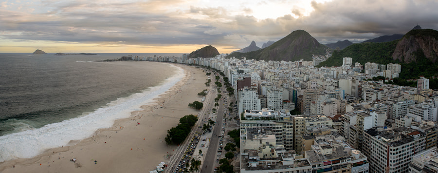 Photograph Copacabana by Paulo Sentieiro on 500px