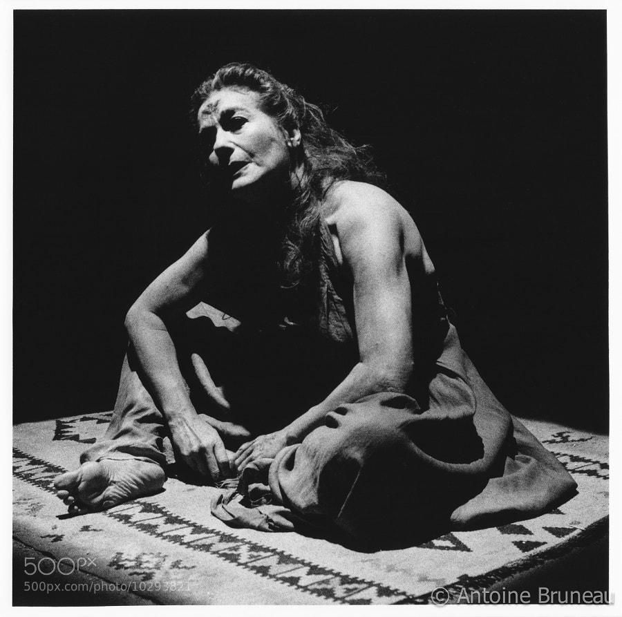 Marie La Passante [film photography]
