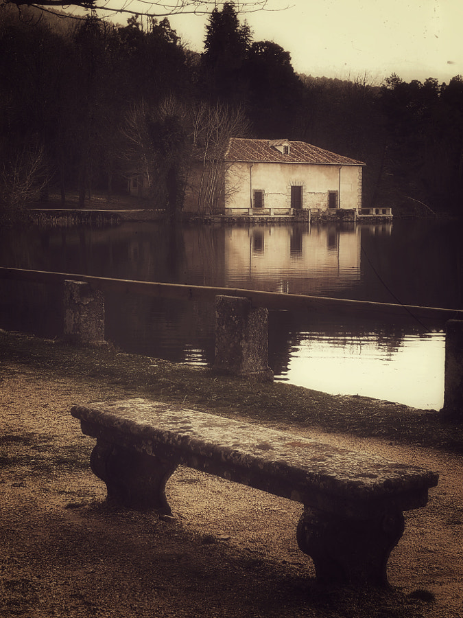 Jardines del Palacio Real de la Granja  by Miguel  on 500px.com