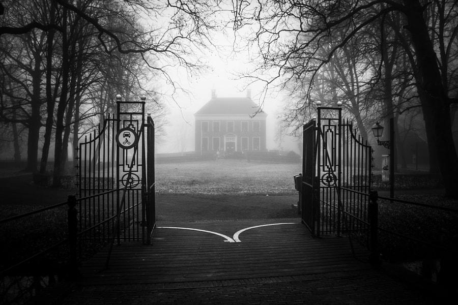 Mystical Ennemaborg  by Klaas van den Berg on 500px.com