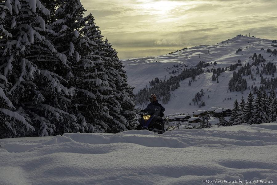 Ballade en montagne by Franck Gaudel on 500px.com