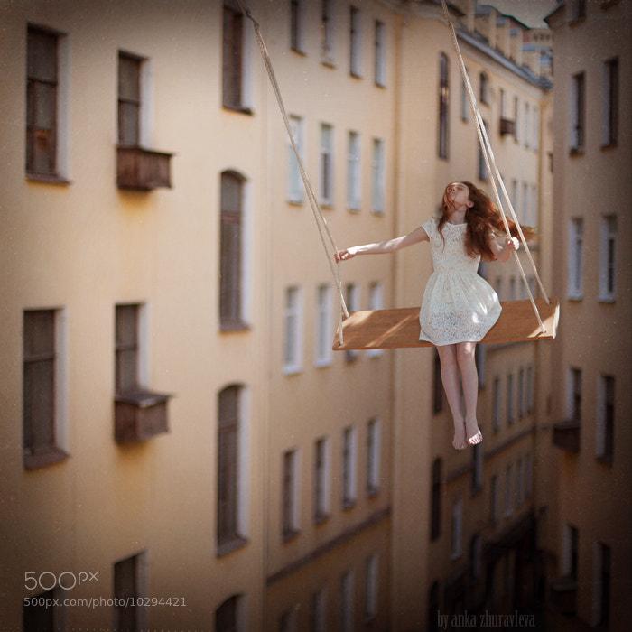 Photograph swings by Anka Zhuravleva on 500px