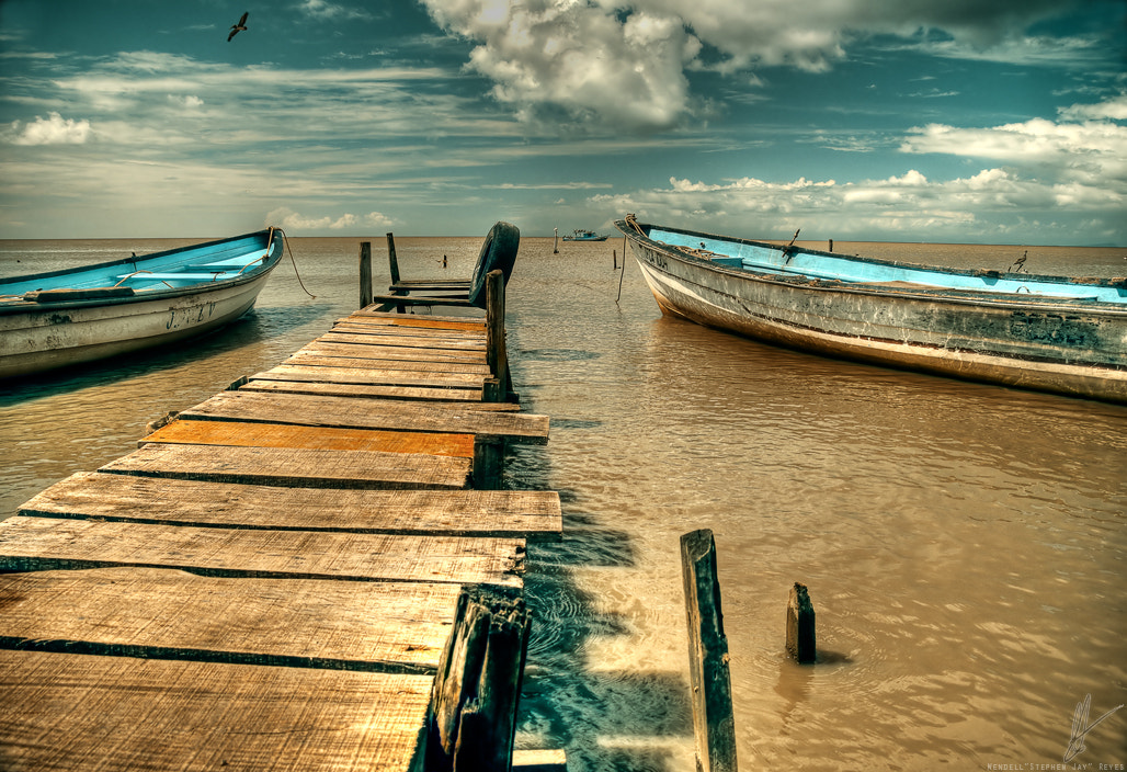 Photograph Boats & Jetty by S J on 500px