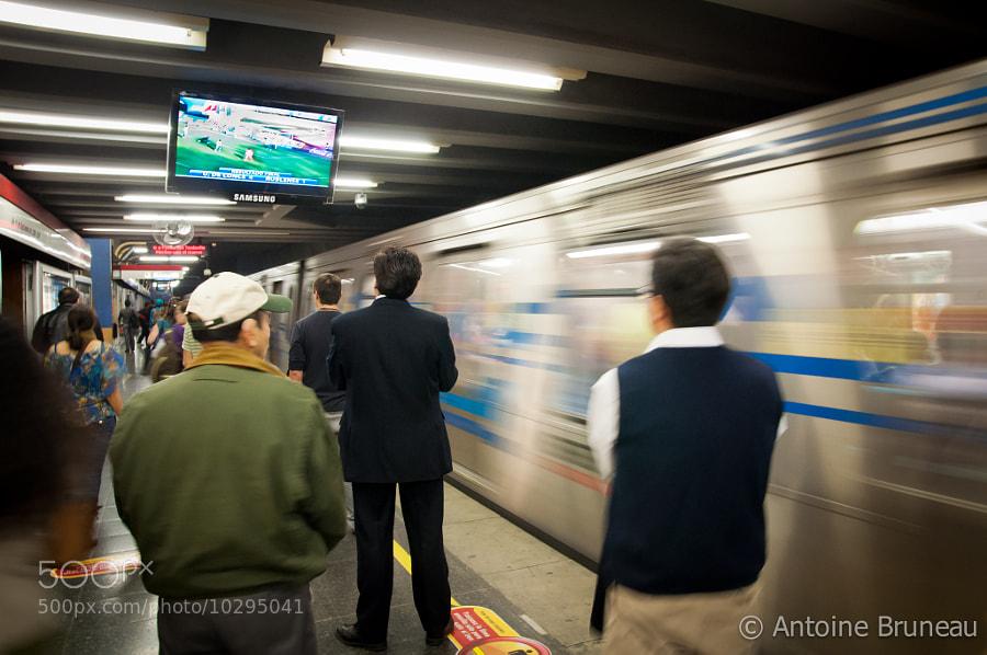 Subway Soccer
