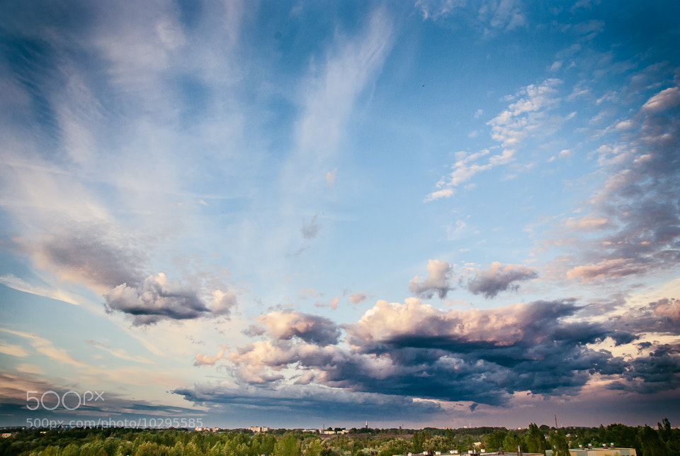 Photograph Sky :) by Rafał Makieła on 500px