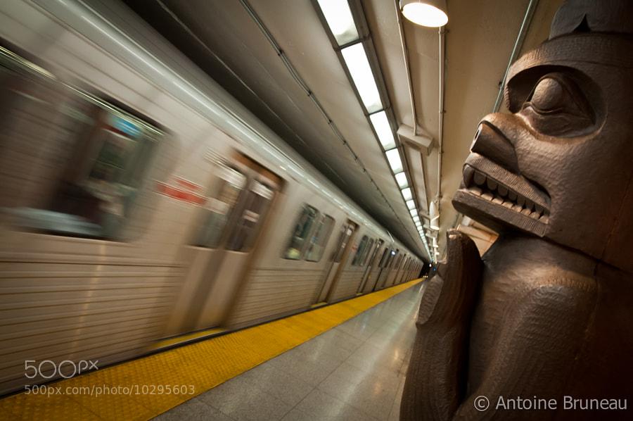 Subway Guardian