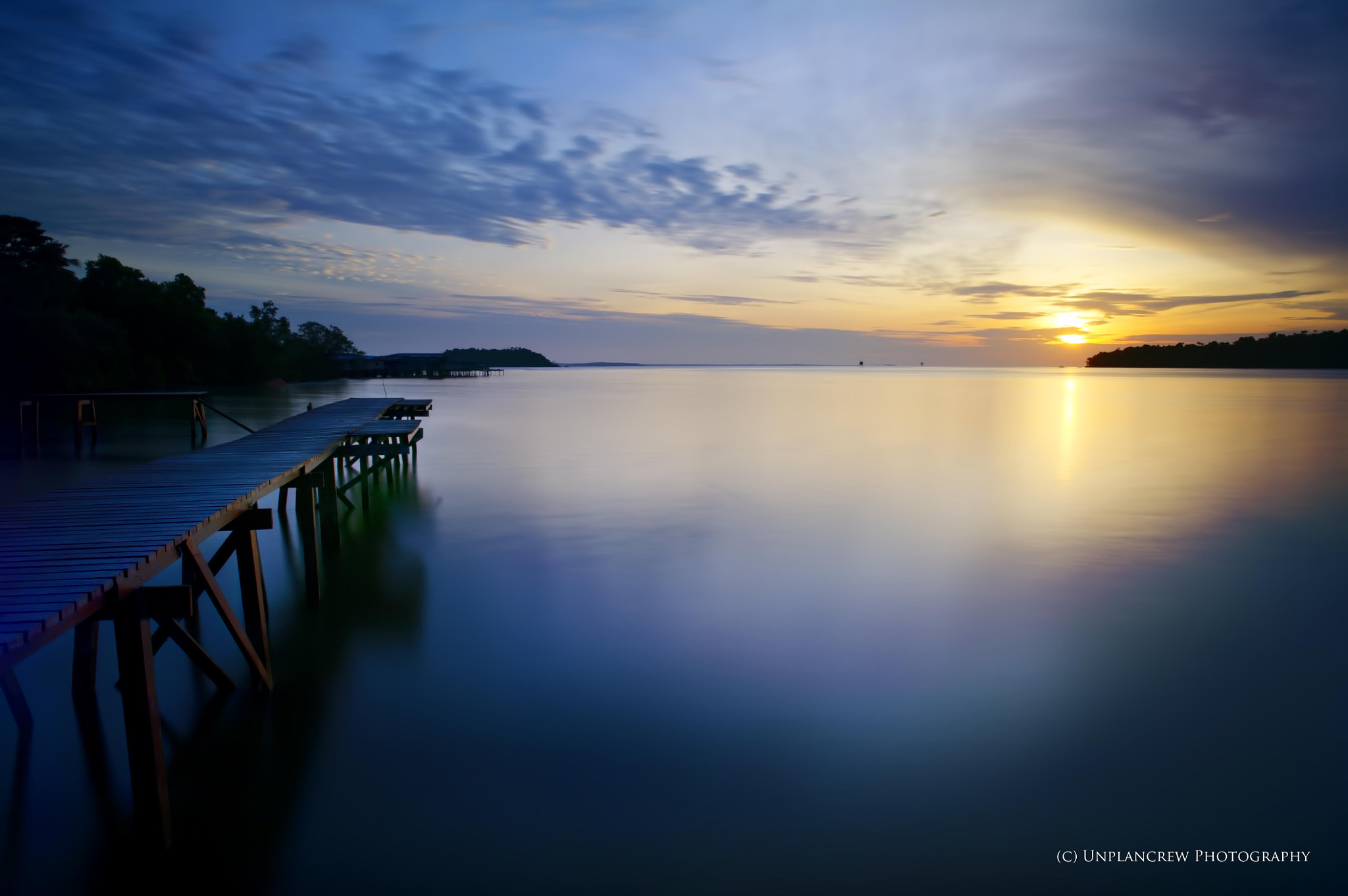 Photograph Sunrise at Si Jampang by Mohd Sa'at Haji Mokim on 500px