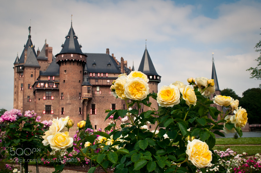 Photograph De Haar Castle by Glafira Kushnir on 500px