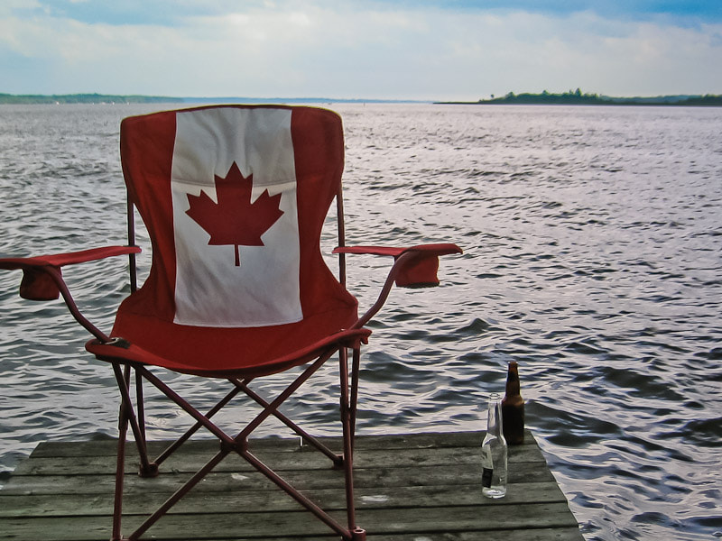 Photograph Canada Long Weekends by James Wheeler on 500px