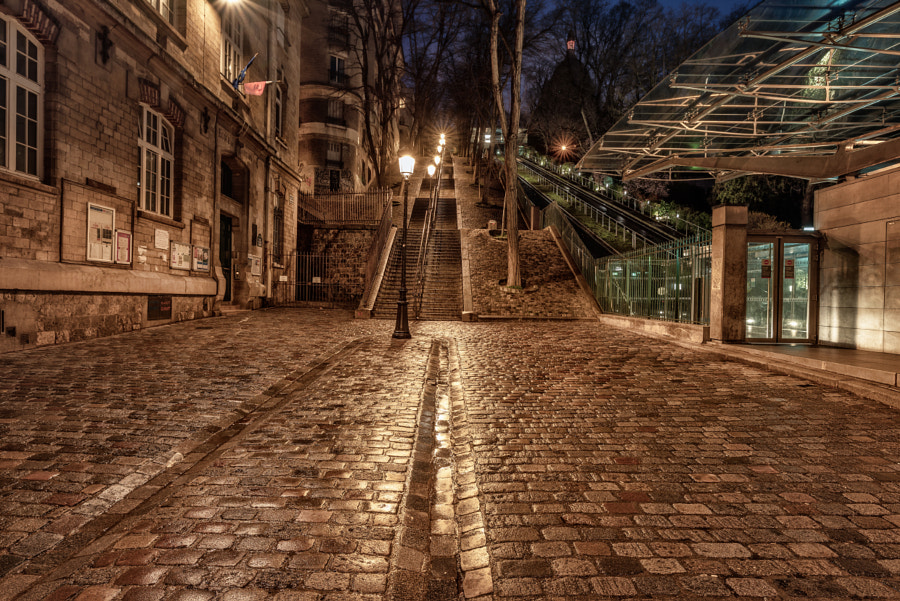 Montmartre by Clodine Trueba on 500px.com