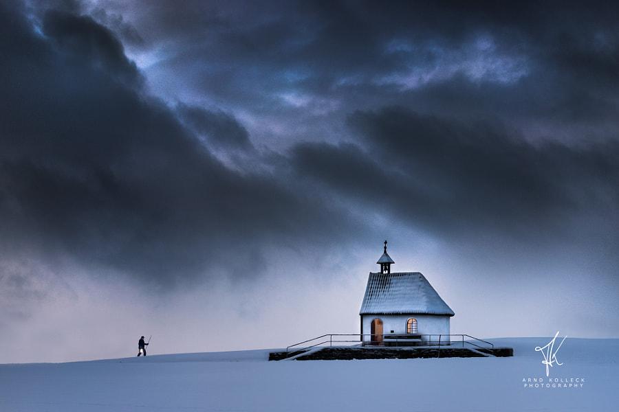 Heavenly Shelter by Arnd Kolleck on 500px.com
