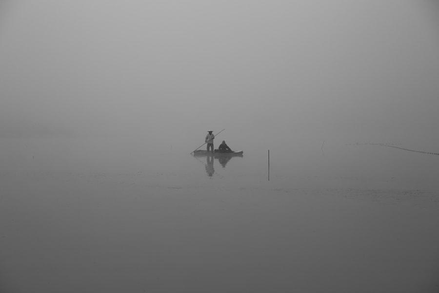 Foggy day by BoHyuk LIM on 500px.com