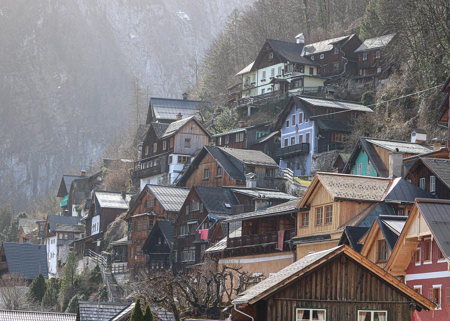 Häuser in Hallstatt...🌼🌼🌼 by i_mayr on 500px.com