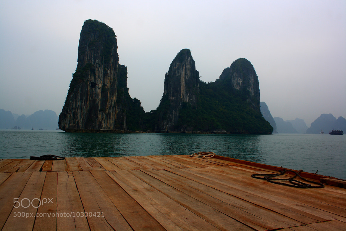 Photograph Halong Bay by Pranab Ghosh on 500px