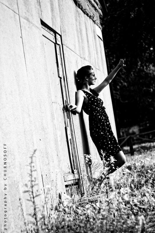 Photograph Наташа by VLADIMIR CHURNOSOFF on 500px