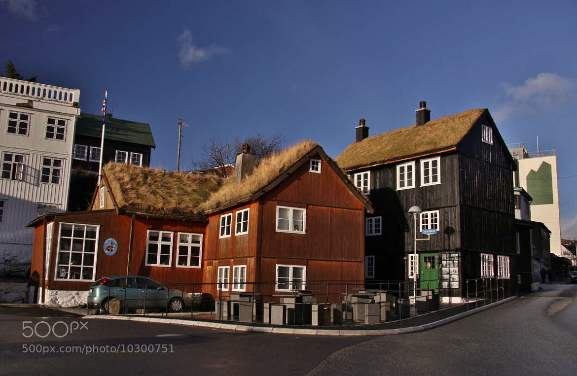 Photograph Tórshavn by Óli Lindenskov on 500px