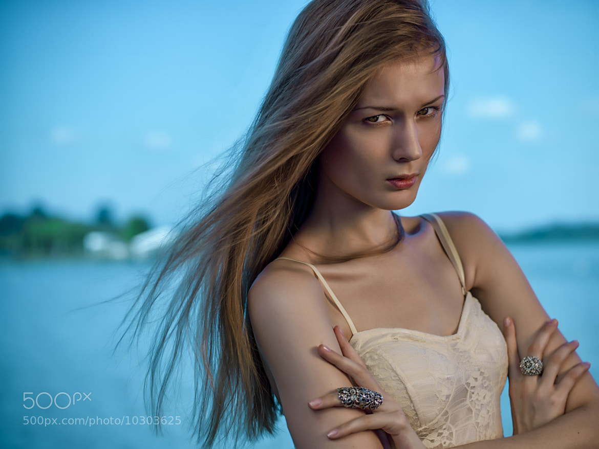 Photograph Alyona by TS Sim on 500px