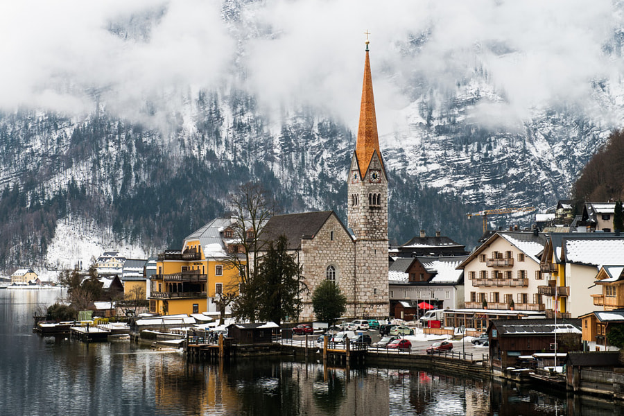 Photograph HallStatt by Anton Komlev on 500px