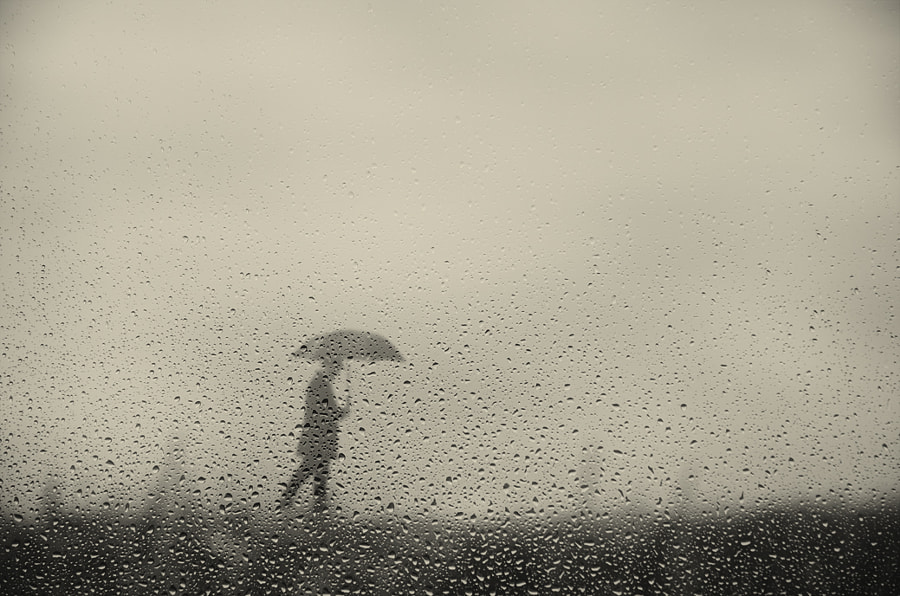 Photograph la lluvia by CesarBlay  on 500px