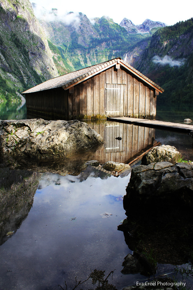 Photograph Obersee by Eva Creel on 500px