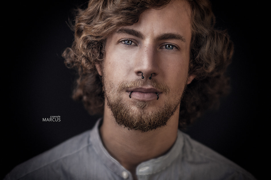 Photograph 2/52people - Marcus by Christopher Wesser on 500px