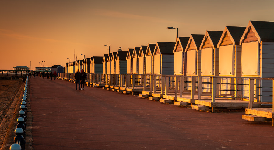 St Annes- Beach Huts by iain jack on 500px.com