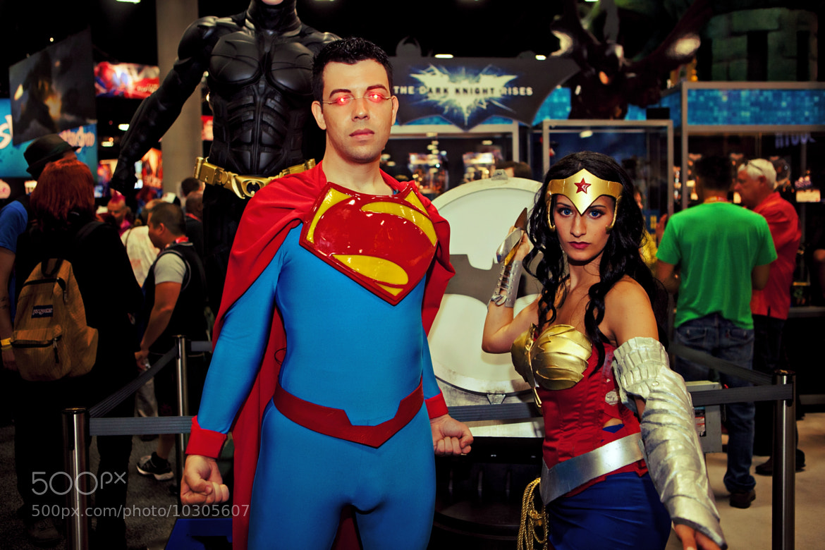 Photograph More from Comic-con by Corey (hale) Ransberg  on 500px