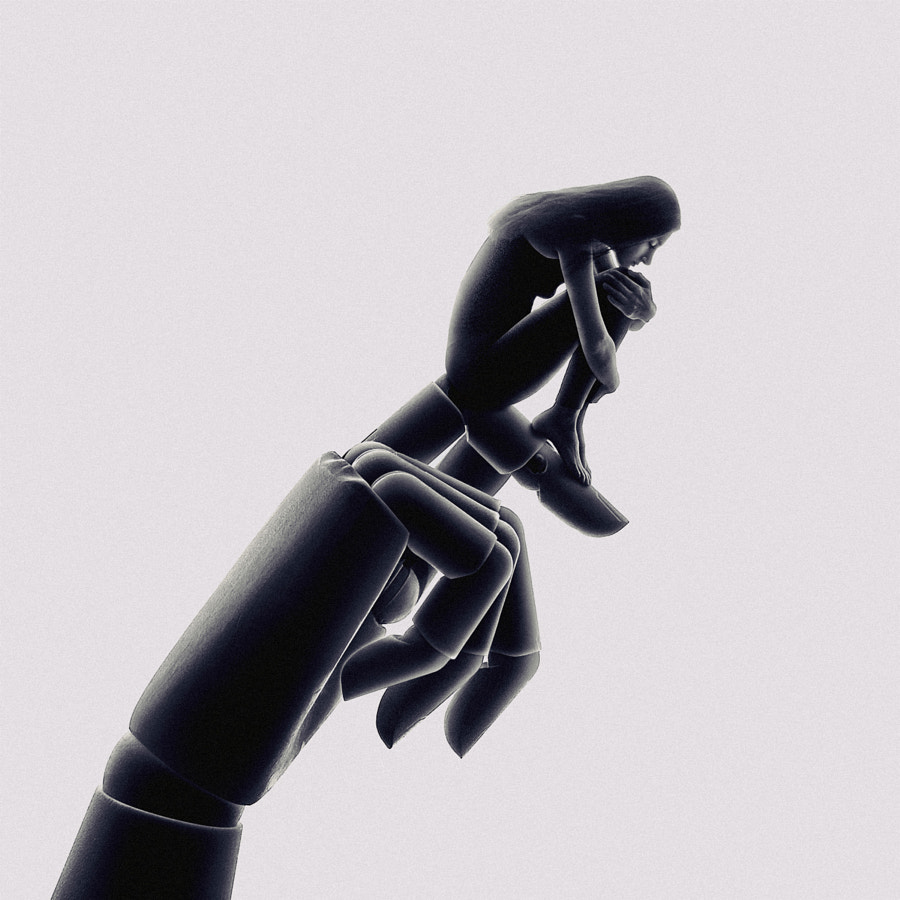 The Puppet's Hand by Nur Ernehir on 500px.com