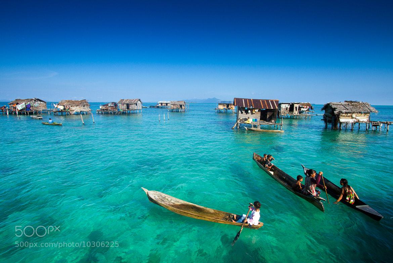 Photograph sea village by Imran Kadir on 500px