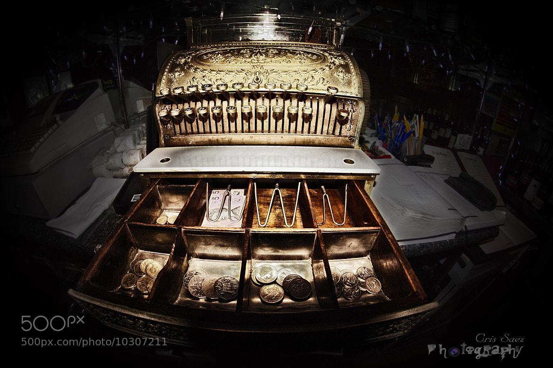Photograph Cash Register by Cris Saez on 500px