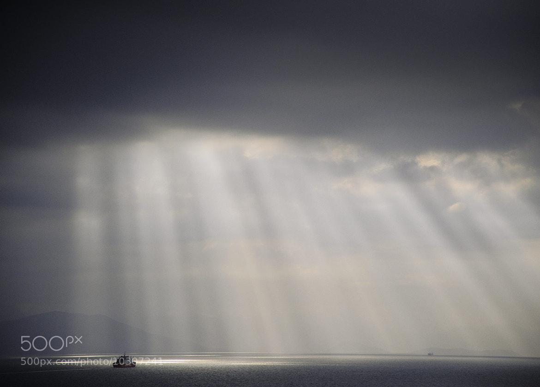 Photograph Angels light by alex dawson on 500px