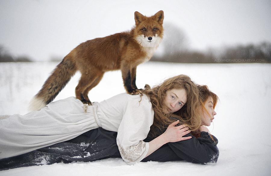 Farewell to the Winter by Alexandra Bochkareva on 500px.com
