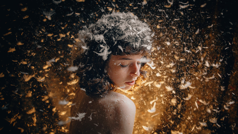Angel by Andrew Vasiliev on 500px.com