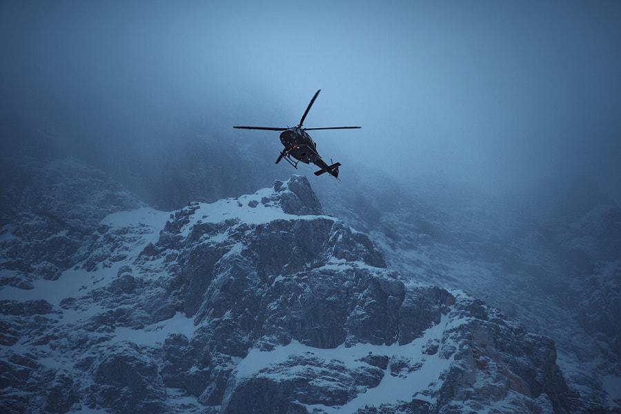 Rescue Mission by Marko Zoranovic on 500px.com