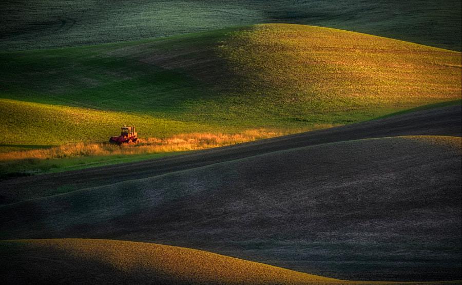 Impossible Farmland by Rob Darby on 500px.com